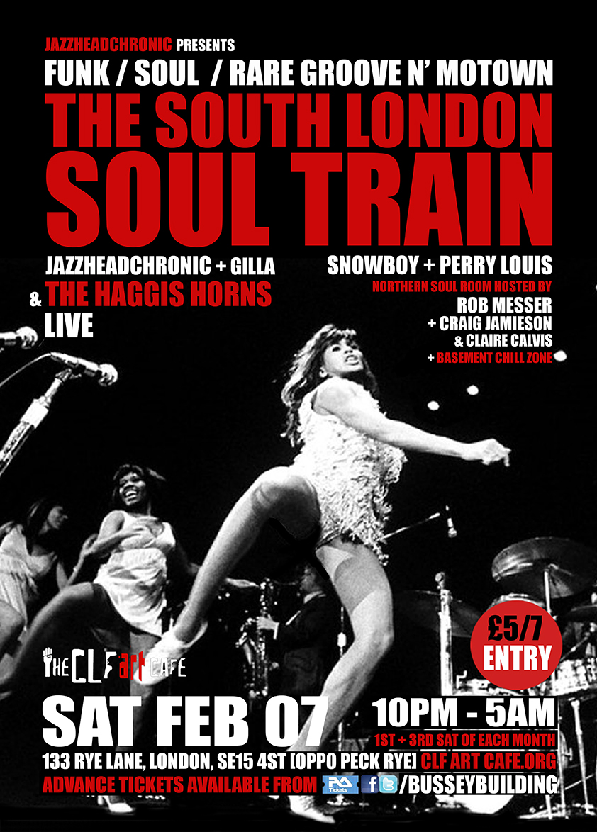 The South London Soul Train