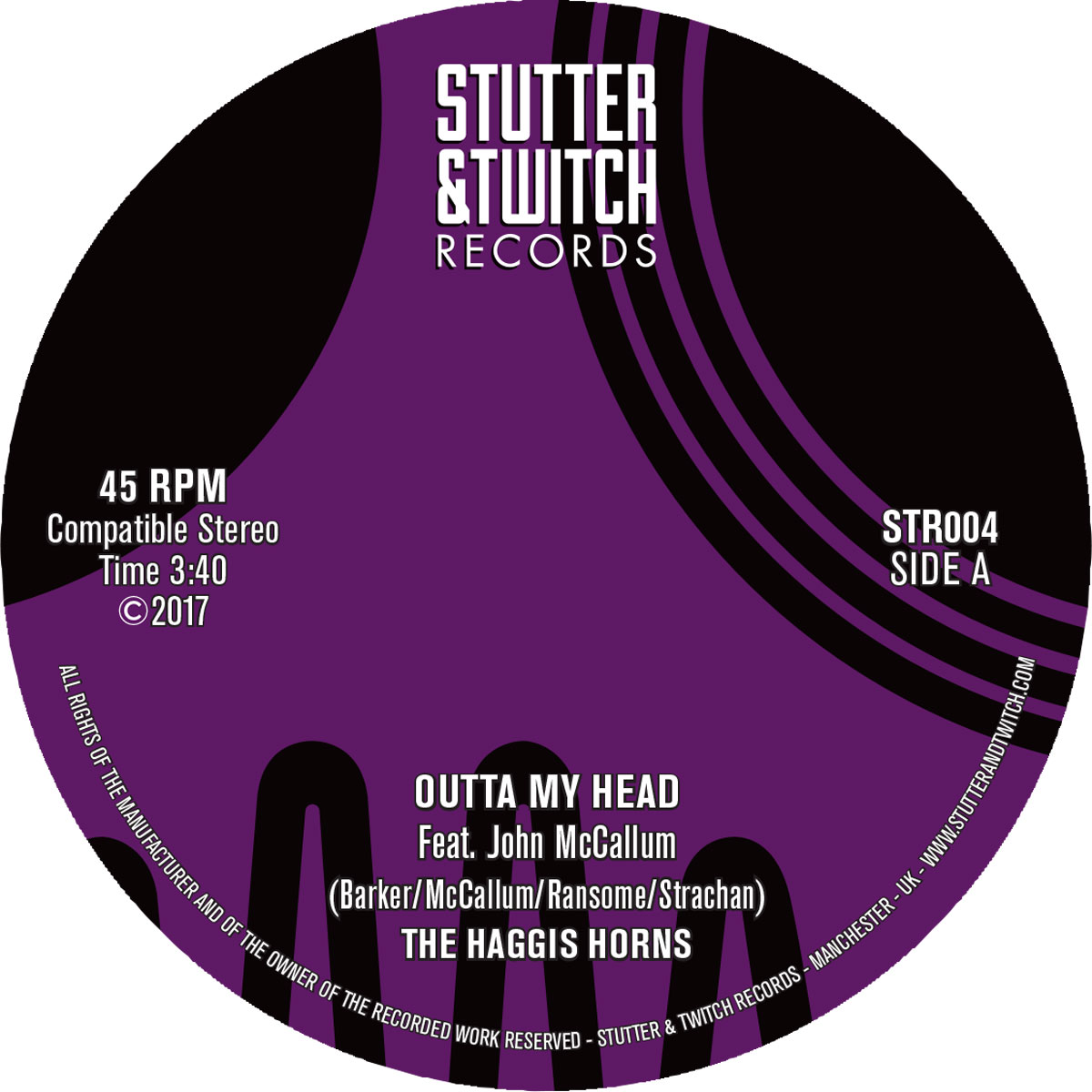 Outta My Head 7″