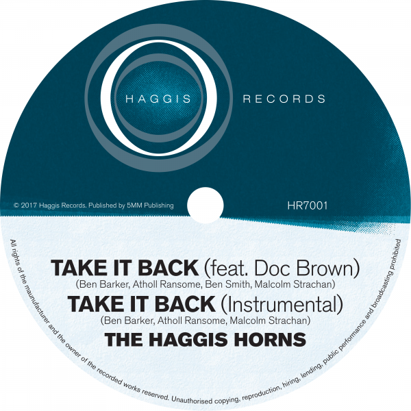 New single feat Doc Brown out now!