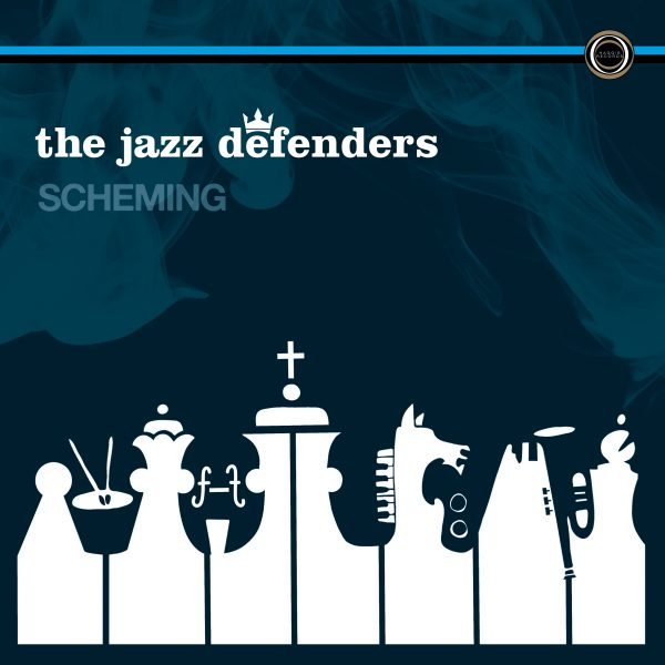 The Jazz Defenders – Scheming